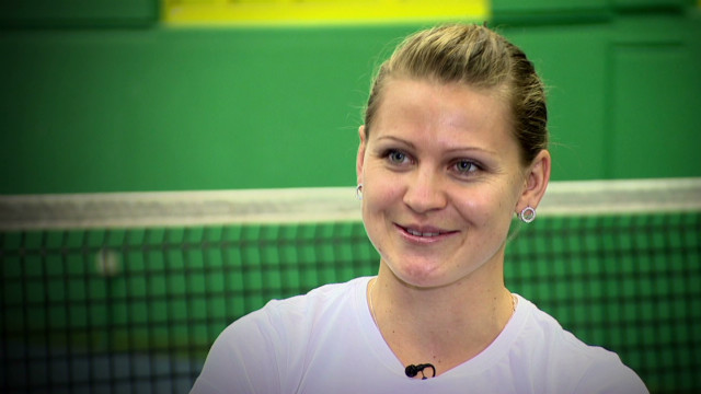 Safarova: 'One of my best matches ever'