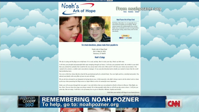 Noah's uncle protects family online