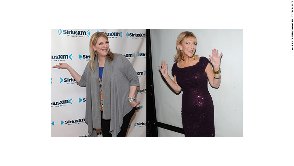 "The comedian <a href=""http://marquee.blogs.cnn.com/2012/10/02/comedian-lisa-lampanelli-loses-80-pounds"" target=""_blank"">reportedly underwent surgery</a> to help her shed 80 pounds and give her a new look."