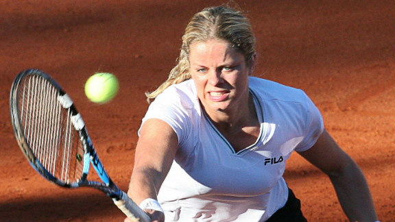 The Belgian suffered a shock 6-7 (3-7) 3-6 loss to Julia Vakulenko in 2007 in what proved to be her final match before retiring for the first time. Clijsters took time away from the sport to raise her family and gave birth to Jada in 2008.