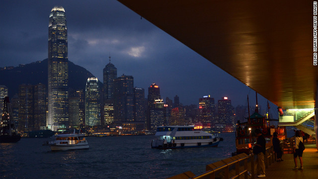 Many of the world's leading banks are shedding jobs in Hong Kong amid global restructuring.