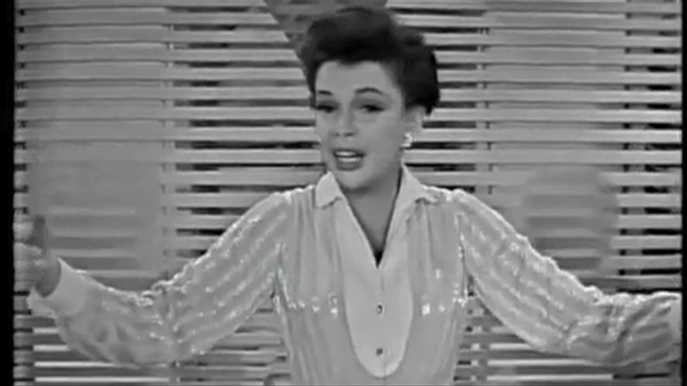 Rights to Judy Garland\'s TV series to be auctioned - CNN