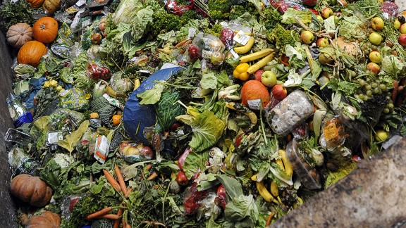 New laws could prevent supermarkets from dumping surplus food.