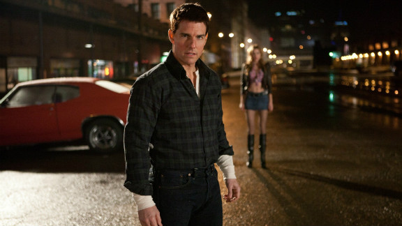 Tom Cruise's starring turn as Lee Child's Jack Reacher initially left some fans worried, but the movie did well enough that a sequel is on the books.