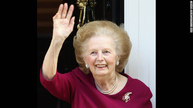Remembering Britain's 'Iron Lady'