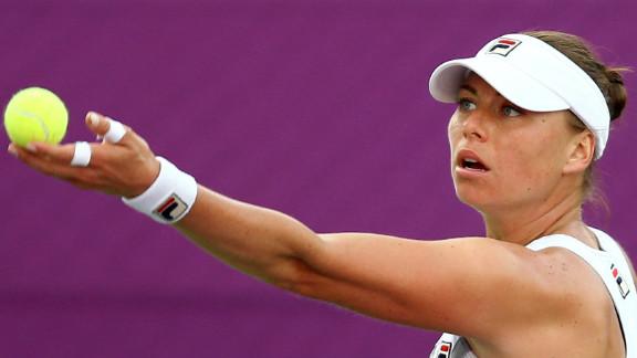 Vera Zvonareva will not be able to defend her Australian Open women