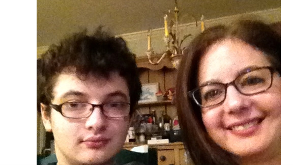 Littman has been talking to her son, Josh, about misinformed comments he may hear about Asperger's.
