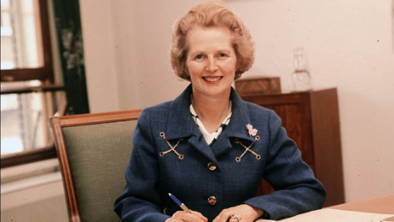 Thatcher in 1970. Within five years, she would become leader of the Conservatives.