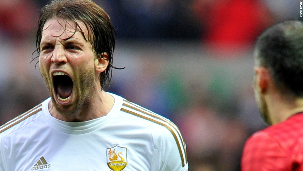 Michu's 13th league goal of the season ensured Swansea grabbed a point from a pulsating contest. The Spaniard, who cost $3.2 million from Rayo Vallecano, has impressed since his arrival in the Premier League in July.