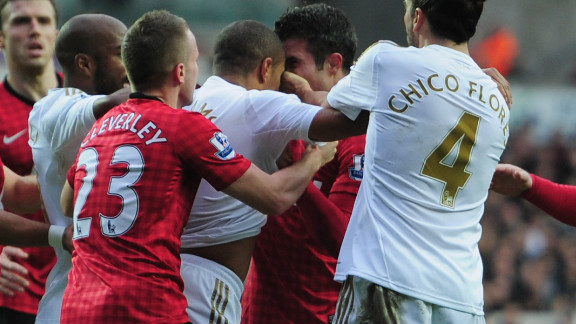 Ashley Williams and United