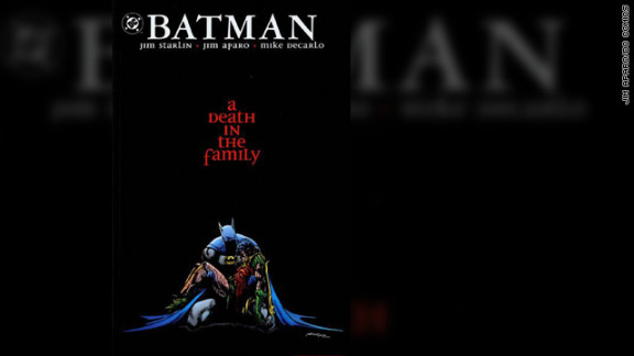 """Back in """"Batman,"""" the second Robin, Jason Todd, died in 1988 after fans were asked to vote over the phone to determine his fate. Todd was seen for well over a decade as the one dead character who would never return. But in 2005, """"Under the Hood"""" reintroduced Jason as the Red Hood, and Jason is now a regular character with his own comic book series."""