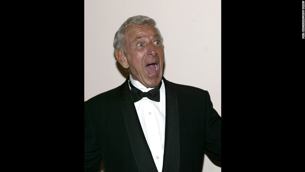 "Klugman attends the National Actors Theater Benefit ""A Broadway Frolic 2004"" at The Plaza Hotel on April 19, 2004, in New York."