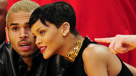 Whether considered mysterious, shallow or simply perplexing, Rihanna's musical and romantic escapades -- including a reunion with Chris Brown -- made entertainment headlines.