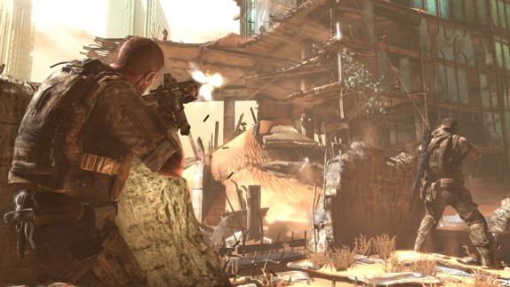 """""""Spec Ops: The Line"""" helps players delve into the psyche of a soldier without making it feel like a fantasy trip."""