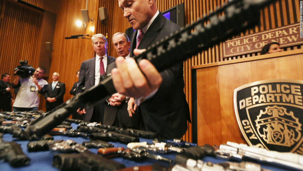 Supreme Court may be focus of gun control arguments with Congress deadlocked