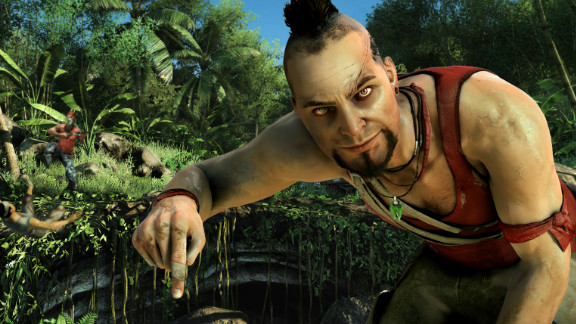 """""""Far Cry 3"""" is a character-centered story of adventure set in an open-sandbox world where exploration is key to survival."""