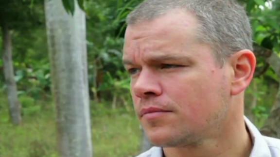 William Bennett says Matt Damon
