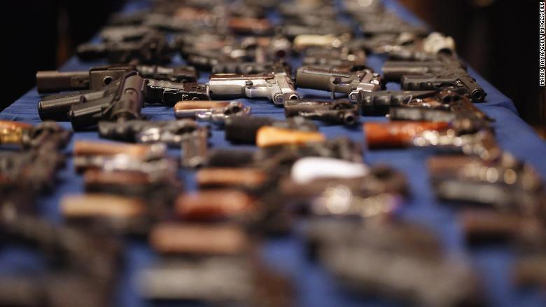 New York law forces abusers to surrender guns