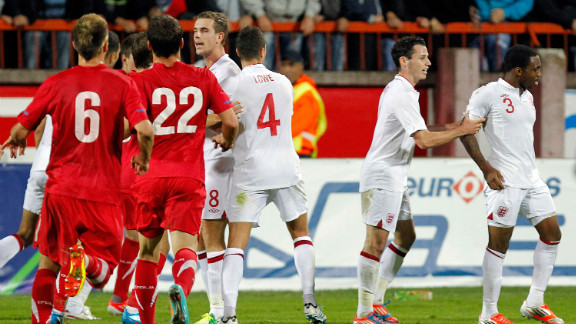 The Serbian Football Association was fined $105,000 after it was found guilty of