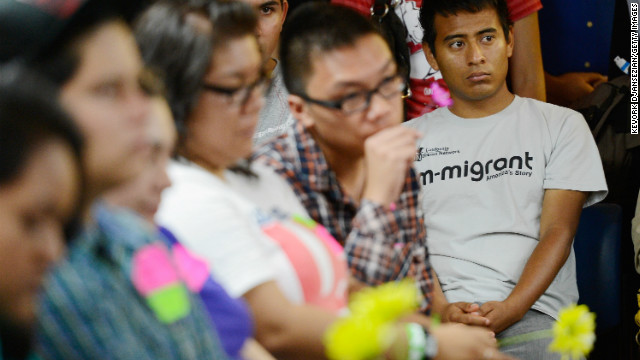 DREAM Act aspirants at a news conference in Los Angeles in August.