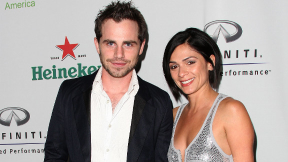 """""""Boy Meets World's"""" Rider Strong is engaged to actress Alexandra Barreto."""