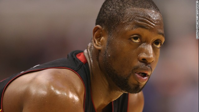 Dwyane Wade wants to inspire fathers and mothers who feel challenged by single parenthood.