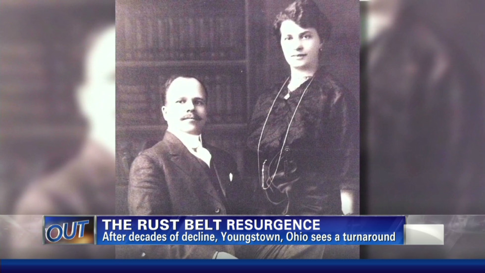 Glimmers of hope in the Rust Belt