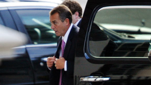 """House Speaker John Boehner's """"Plan B"""" to avert a fiscal cliff couldn't rally enough support."""