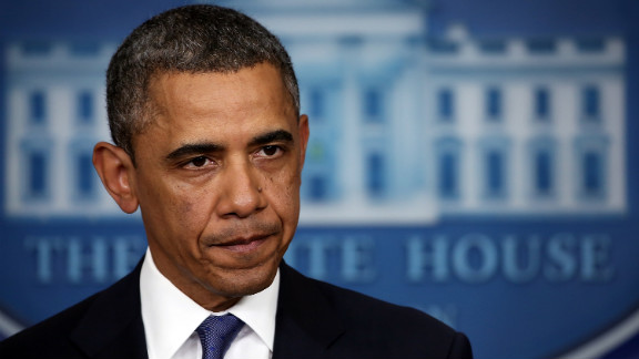 President Obama said his priorities for the next four years are immigration, the economy, energy and debt reduction.