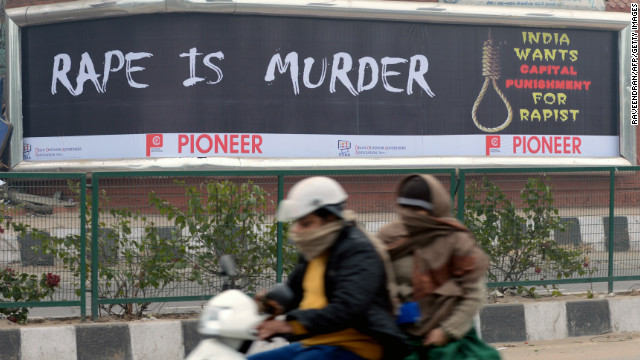 Remembering New Delhi gang-rape victim