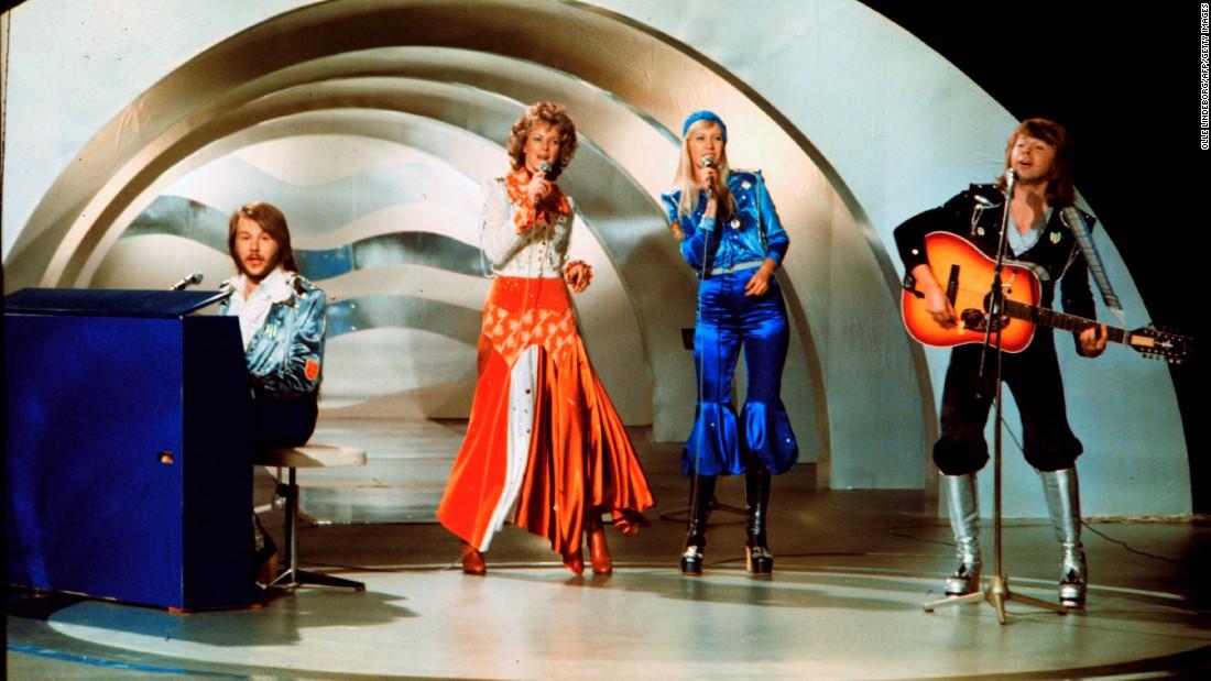 ABBA sort son premier album en 40 ans