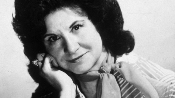 Country legend Kitty Wells died on July 16, due to complications from a stroke. She was 92.