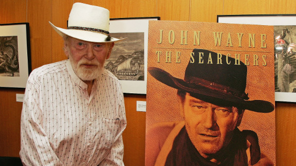 """<a href=""""http://www.cnn.com/2012/12/29/showbiz/obit-harry-carey-jr/index.html"""" target=""""_blank"""">Harry Carey Jr</a>., an actor best known for his characters in Western movies, died December 27 at age 91. He had appeared in nearly 100 films during his career."""