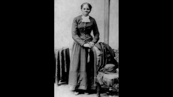Harriet Tubman, 1860s.