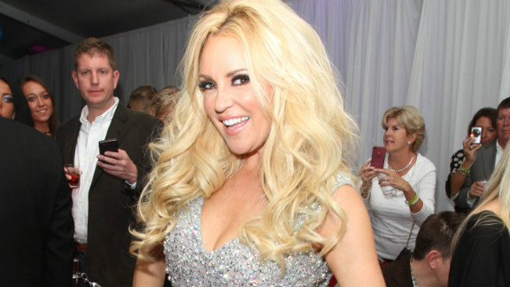 """Bridget Marquardt rounded out the trio of girlfriends on the E! reality series """"The Girls Next Door."""" She parlayed the experience into a short-lived show on the Travel Channel and most recently a gig blogging about animals for Yahoo."""
