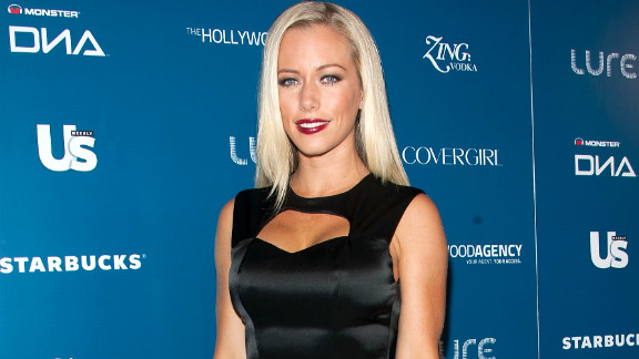 "Kendra Wilkinson joined Holly Madison on the E! reality show ""The Girls Next Door"" along with Bridget Marquardt. In 2009 she married NFL player Hank Baskett and they are the parents of a young son, Hank, Jr."
