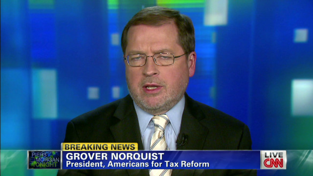 Norquist: Deal compatible with pledge