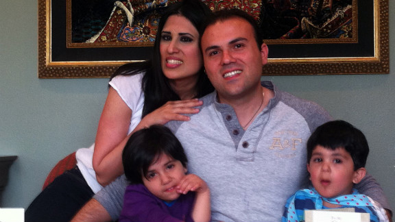 Saeed Abedini a U.S. citizen was sentence to eight years in prison.