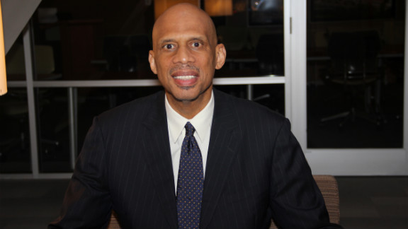 Kareem Abdul-Jabbar, the National Basketball Association