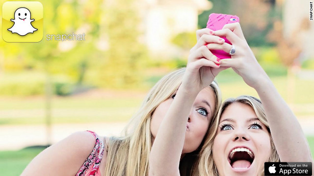 SnapKidz is a 13-and-under version of Snapchat, a messaging app popular with teens and young adults.
