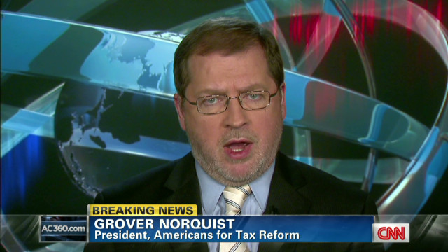 Norquist: Fiscal deal not a violation