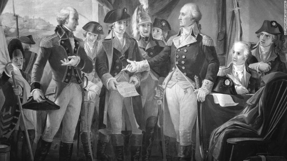 One president who wasn't a fan of vulgarity - at least among his military - was George Washington.