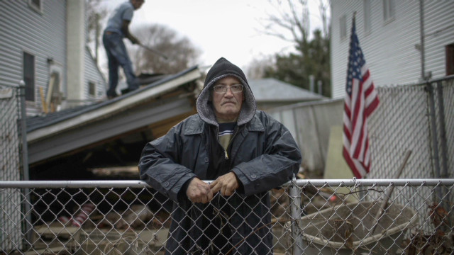 U.S. Congress forgets Superstorm Sandy