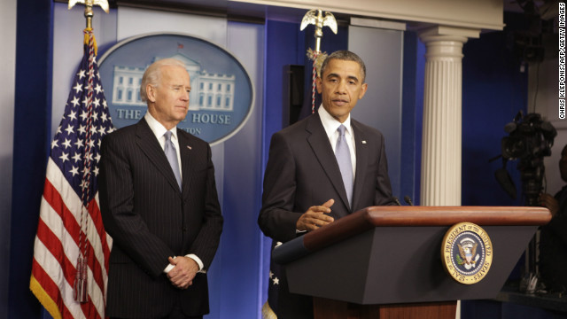 Obama speaks about fiscal cliff deal