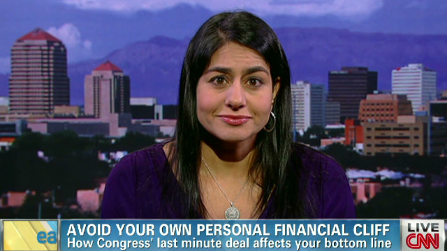 Avoid your own personal financial cliff