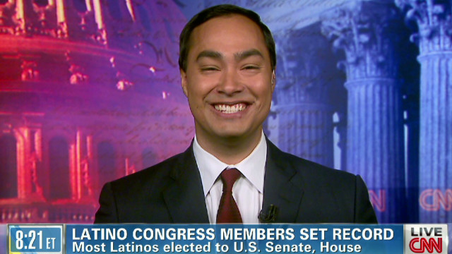 Latino Congress members set record