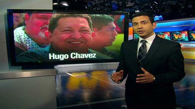 Uncertainty over Hugo Chavez's health