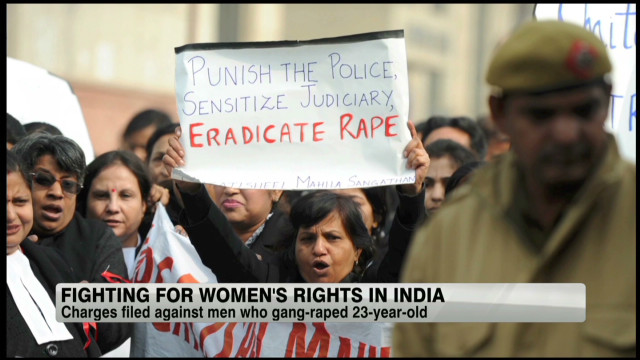 Rape investigations in India