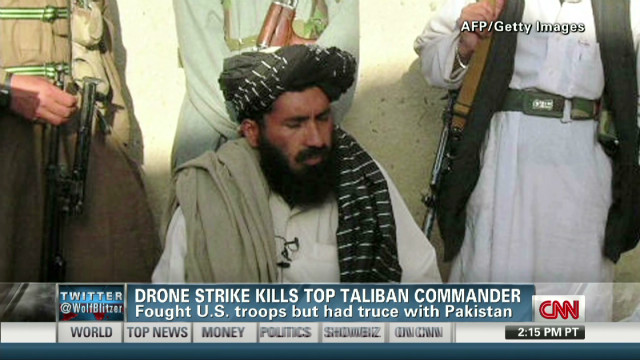 Pakistan Taliban militant killed