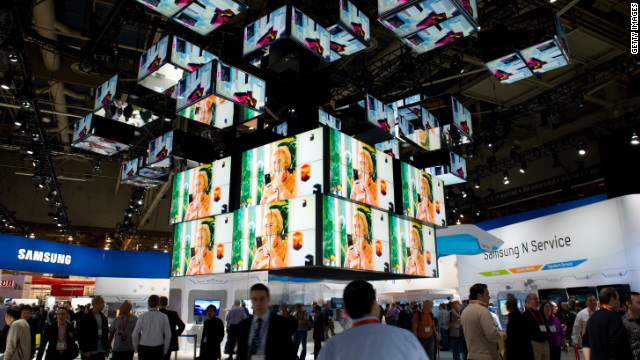 Consumer Electronics Show >> Six Gadget Trends To Look For At Ces Cnn